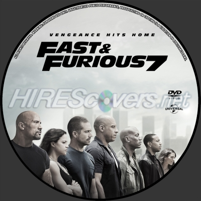 dvd cover custom dvd covers bluray label movie art dvd custom labels f fast and furious 7. Black Bedroom Furniture Sets. Home Design Ideas