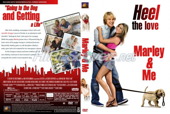marley and me dvd. marley and me dvd cover.