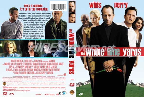a review of the movie the whole nine yards Watch trailers, read customer and critic reviews and buy the whole nine yards  directed by jonathan lynn for £499.