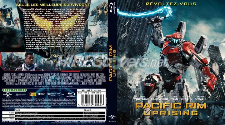DVD Cover Custom DVD covers BluRay label movie art - Blu ... Pacific Rim Dvd Cover Art