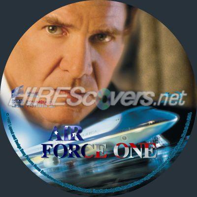 Air Force One Blu