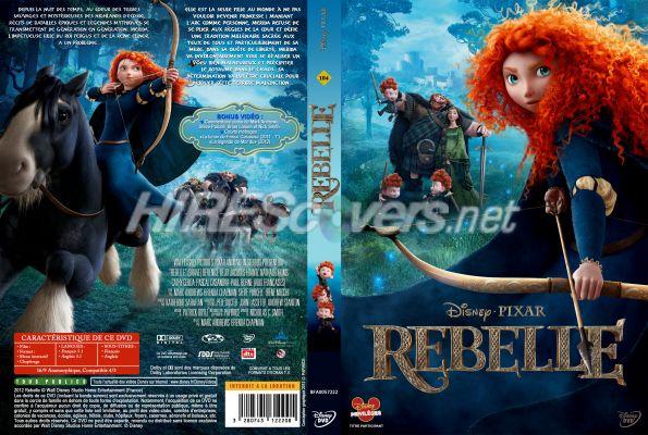 dvd cover custom dvd covers bluray label movie art dvd custom covers r rebelle 2012. Black Bedroom Furniture Sets. Home Design Ideas