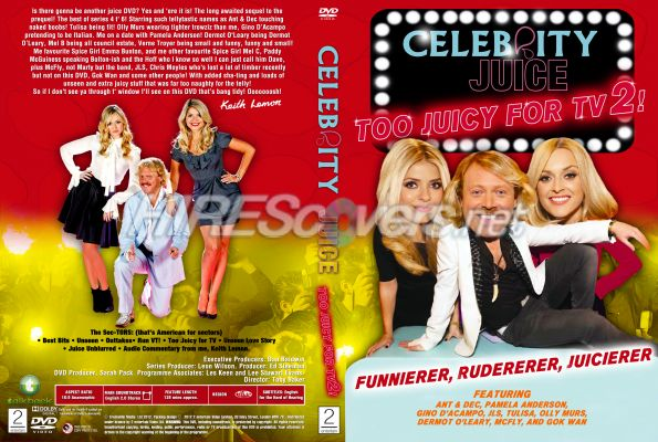 Celebrity Juice - DVD PLANET STORE