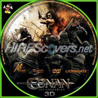 conan the barbarian 3d. Conan :The Barbarian 3D