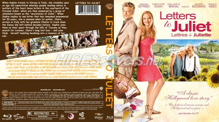 Letters to Juliet - MovieWeb