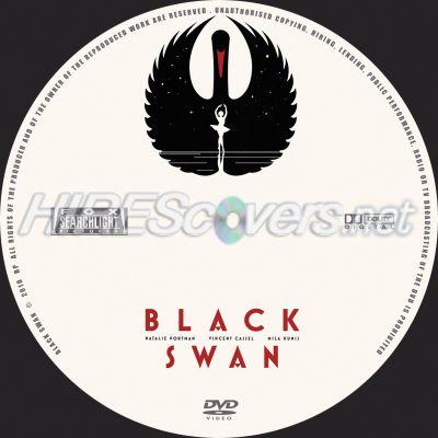 Custom DVD Cover Art - DVD Labels & Inserts - B / BLACK SWAN
