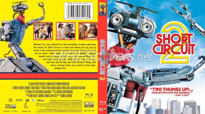 dvd cover custom dvd covers bluray label movie art blu ray scanned rh hirescovers net short circuit 2 movie short circuit 2 dvd