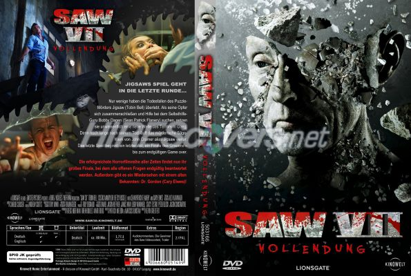 Saw Movies Dvd Covers Saw 3d Dvd Cover Dvd Label