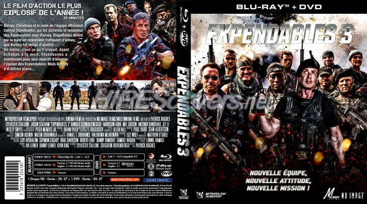 The Expendables 3  Harrison Fords First Appearance HD