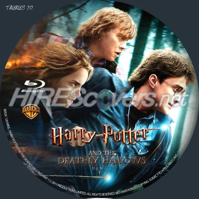 harry potter and the deathly hallows part 1 cover art. Harry Potter And The Deathly