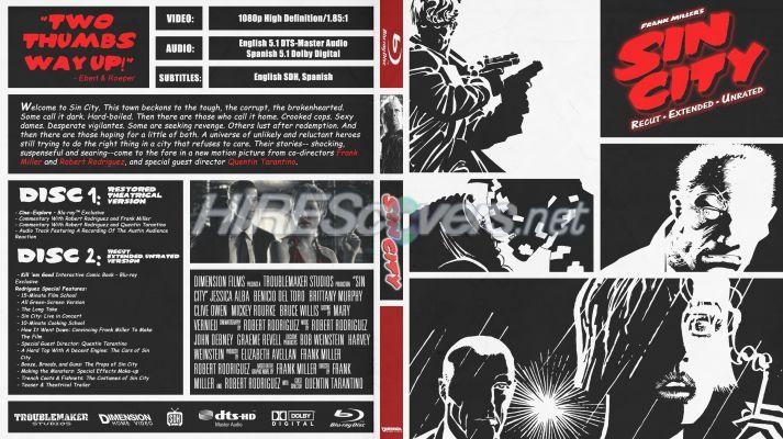 Movie label pictures