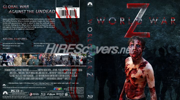 Dvd World War z World War z Dvd Cover