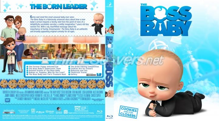 Dvd Cover Custom Dvd Covers Bluray Label Movie Art Blu Ray Custom Covers B The Boss Baby 2017