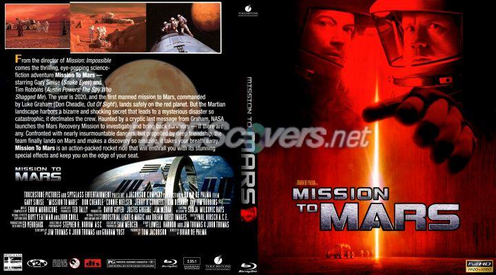 mission to mars blu ray - photo #12
