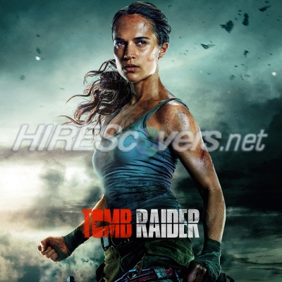 tomb raider 2018 dvd cover