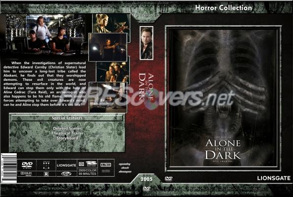 alone in the dark 2005 full movie