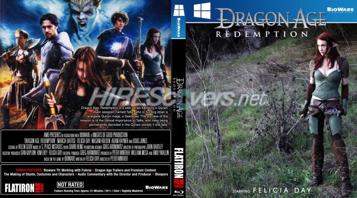 dragon age redemption movie