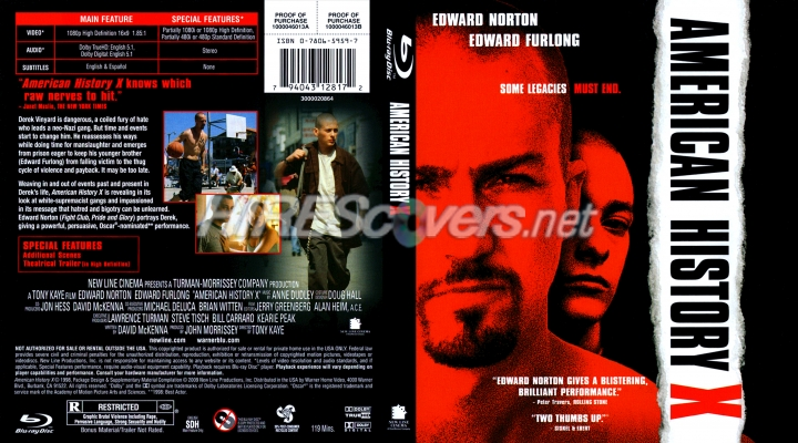 an analysis of doris in the movie american history x Remember when edward norton was in what felt like every must-see english-language film under the shimmering sun there was american history x, there was fight club there had been primal fear, there came the 25th hour here was an american actor born to extend de niro's legacy for a new.
