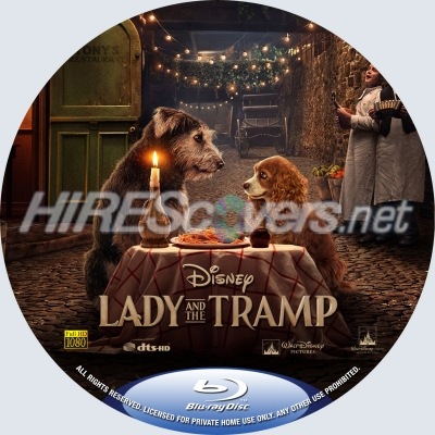 Dvd Cover Custom Dvd Covers Bluray Label Movie Art Dvd Custom Labels L Lady And The Tramp 2019