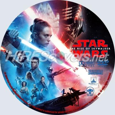 Dvd Cover Custom Dvd Covers Bluray Label Movie Art Dvd Custom Labels S Star Wars The Rise Of Skywalker 2019