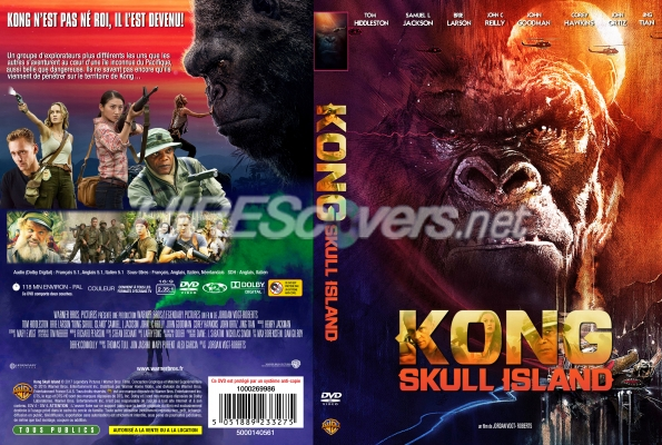 Kong Skull Island Bluray Out Release