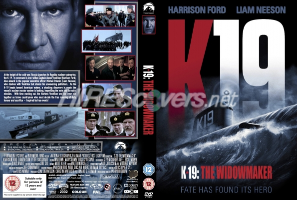 K19 The Widowmaker 2002  Posters  The Movie Database